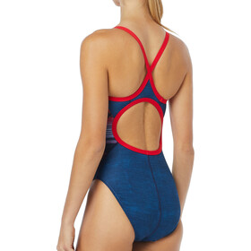 TYR Liberty Diamondfit Swimsuit Dame red/white/blue
